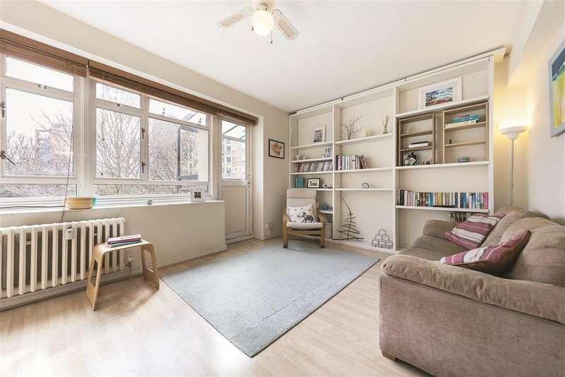 3 Bedrooms Flat for sale in Churchill Gardens, SW1V