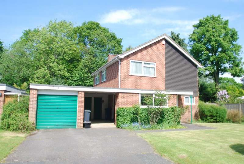 4 Bedrooms Detached House for sale in Pines Close, Amersham, HP6