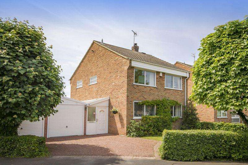 4 Bedrooms Detached House for sale in MAREE CLOSE, SINFIN