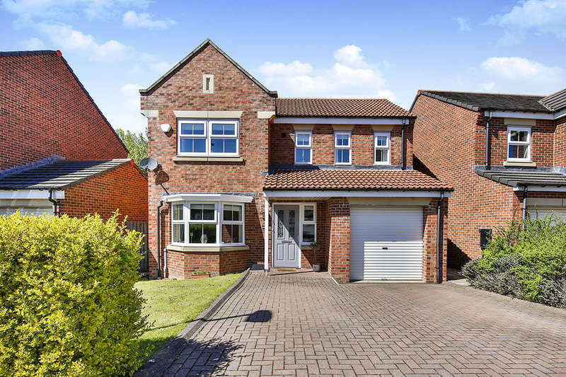 4 Bedrooms Detached House for sale in Orchard Grove, Stanley, DH9