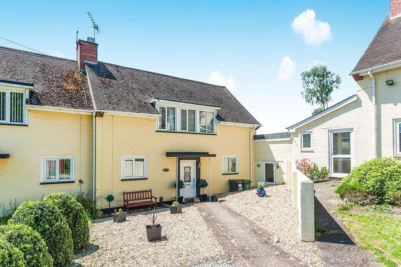 3 Bedrooms Semi Detached House for sale in Topsham Road, Exeter, EX2