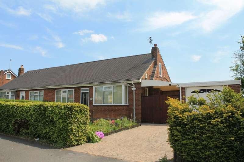 4 Bedrooms Semi Detached Bungalow for sale in Hoyles Lane, Cottam, Preston, PR4