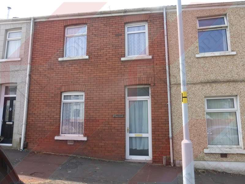 3 Bedrooms Terraced House for rent in Carmarthen Road, Fforestfach, Swansea. SA5 4BN