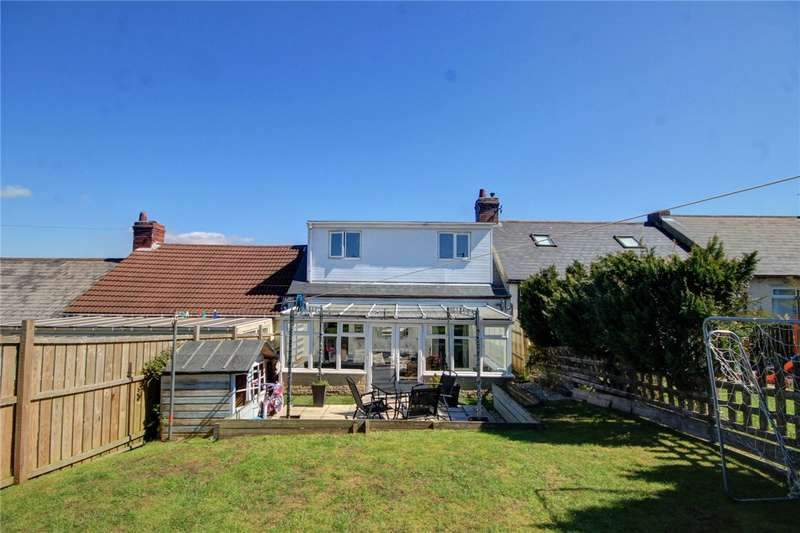 3 Bedrooms Terraced Bungalow for sale in Third Street, Watling Bungalows, Leadgate, DH8