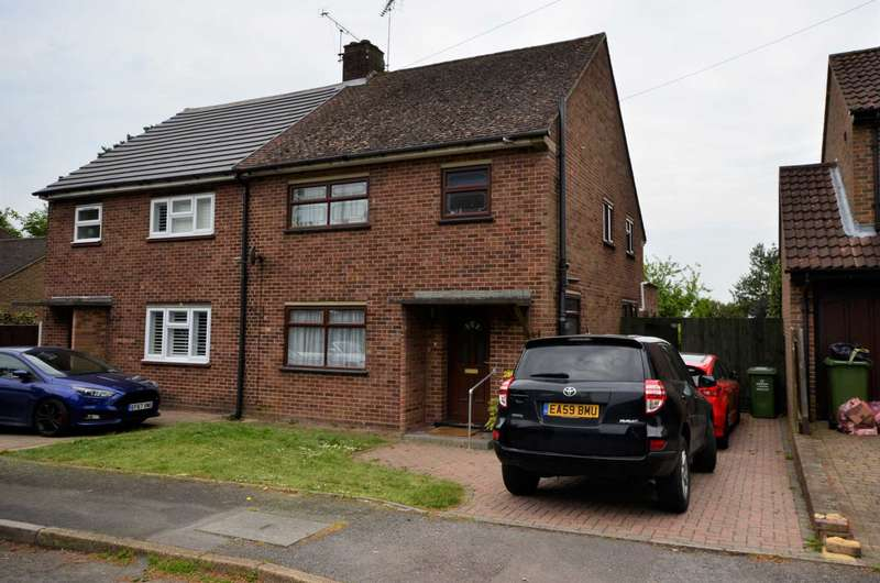 3 Bedrooms Semi Detached House for rent in Burghstead Close, Billericay