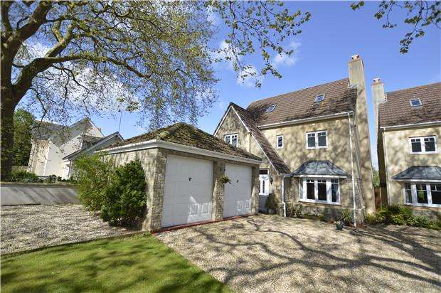 5 Bedrooms Detached House for sale in High Street, Winterbourne, Bristol, BS36 1RB