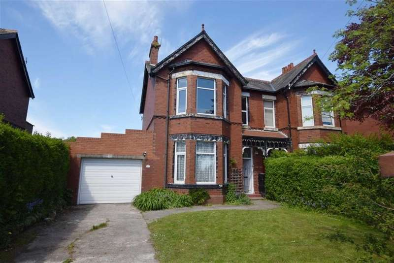 5 Bedrooms Semi Detached House for sale in Thorncliffe Road, Barrow-in-Furness, Cumbria