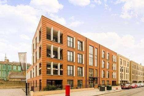 2 Bedrooms Flat for sale in Akerman Road, London SW9