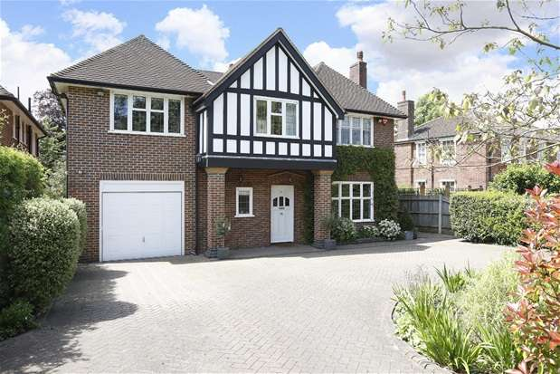 6 Bedrooms Detached House for sale in Alleyn Park, Dulwich
