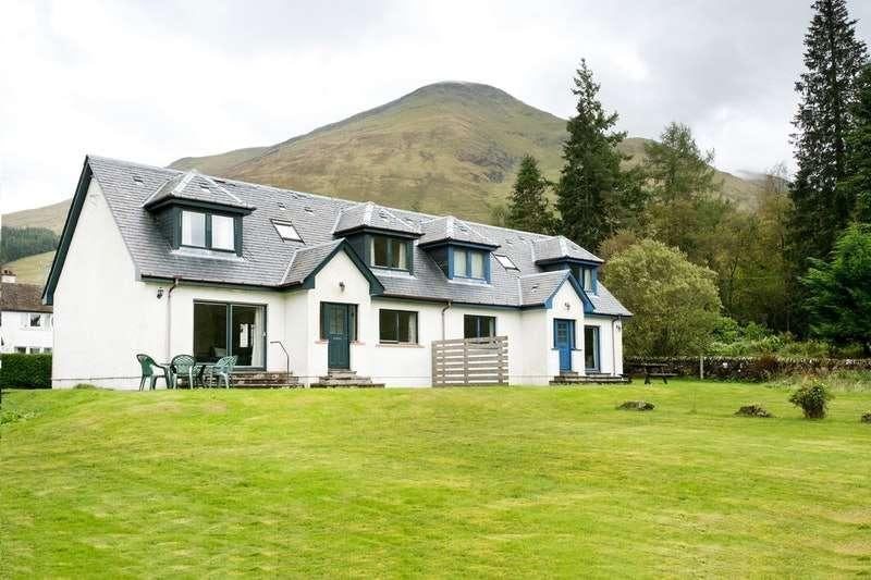 4 Bedrooms Semi Detached House for sale in Glen Dochart, Crianlarich, Stirlingshire, FK20
