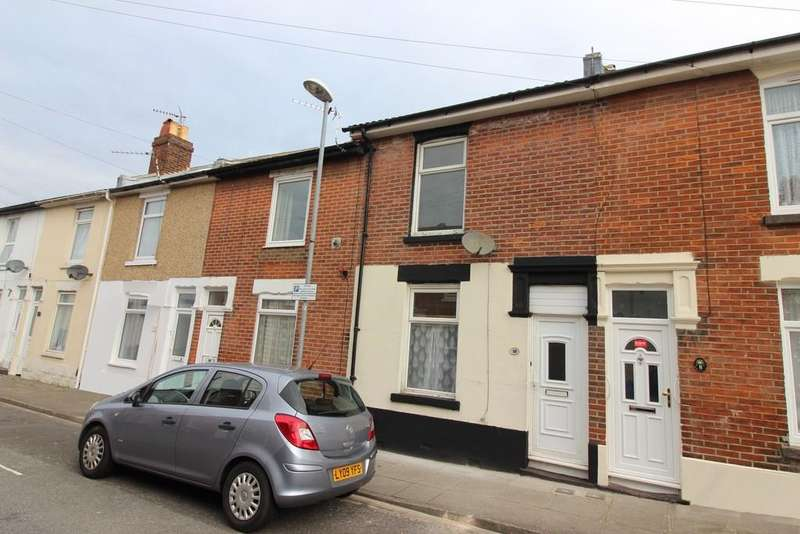 3 Bedrooms Terraced House for sale in St Marks Road, Stamshaw