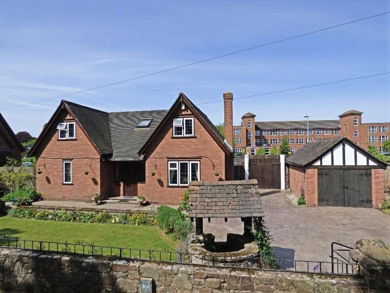 5 Bedrooms Detached House for sale in Hampton Dene Road, Tupsley, Hereford