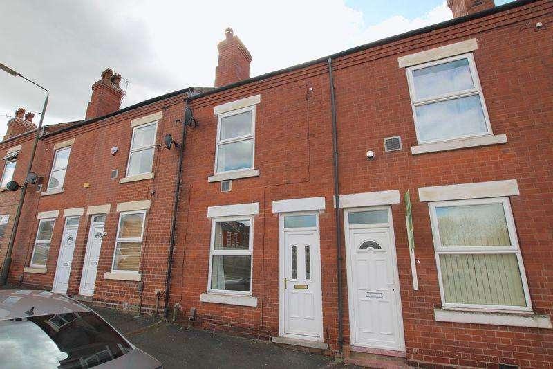 2 Bedrooms Terraced House for rent in Burr Lane, Ilkeston
