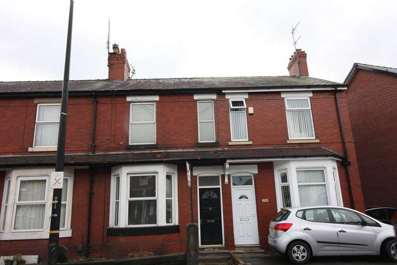 3 Bedrooms Terraced House for sale in Stockport Road