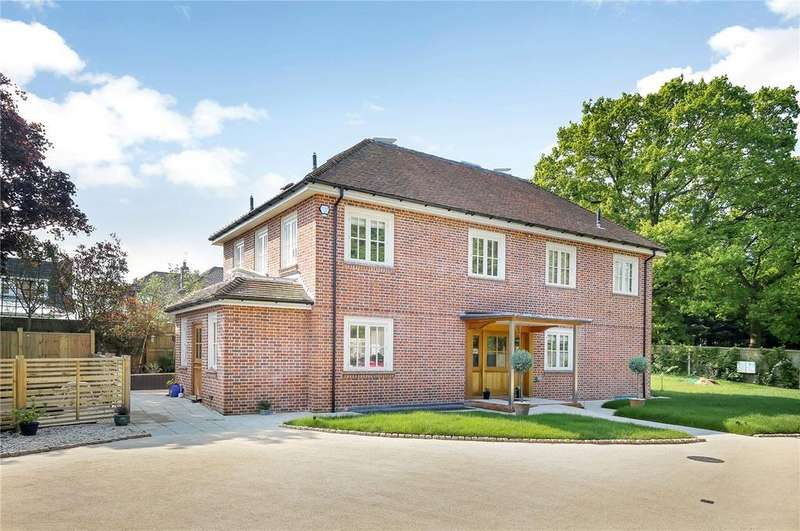 6 Bedrooms Detached House for sale in Station Road, Chilbolton, Stockbridge, Hampshire, SO20