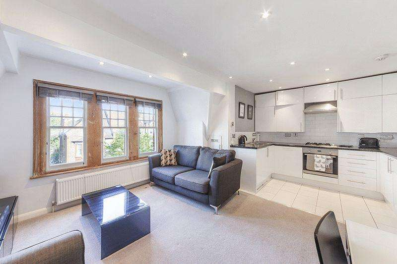 2 Bedrooms Apartment Flat for sale in Ashlake Road, London