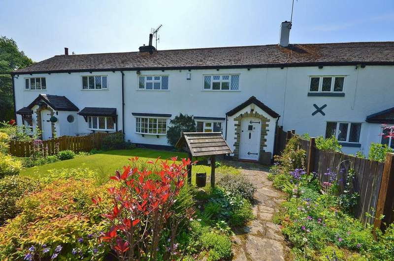 3 Bedrooms Terraced House for sale in Heys Farm Cottages, Romiley