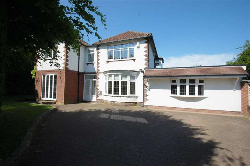 5 Bedrooms Detached House for sale in Bridge Lane, Bramhall, Cheshire