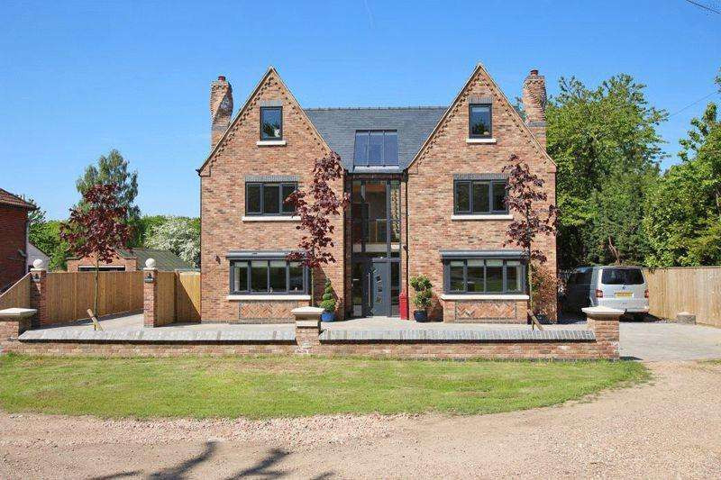6 Bedrooms Detached House for sale in MAIN ROAD, BRIGSLEY