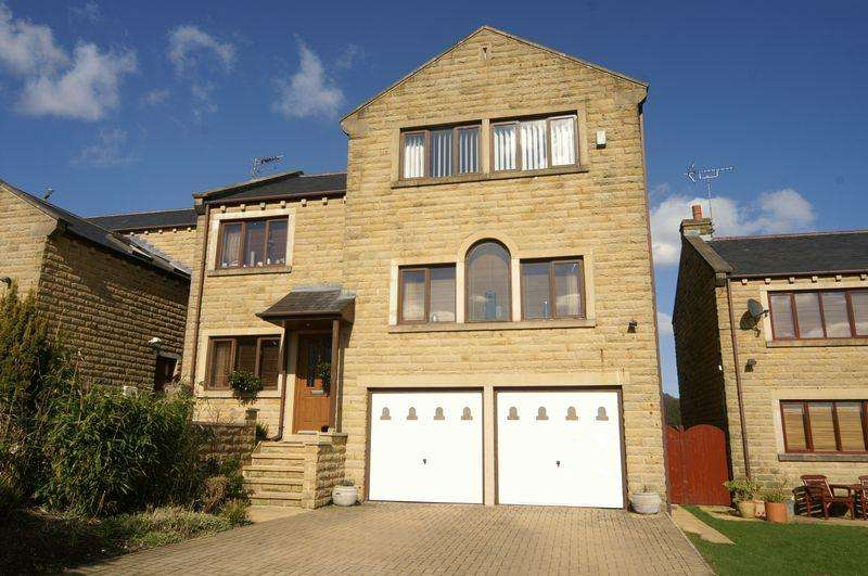 4 Bedrooms Detached House for rent in 3 Meadow Croft, Barkisland, HX4 0FB