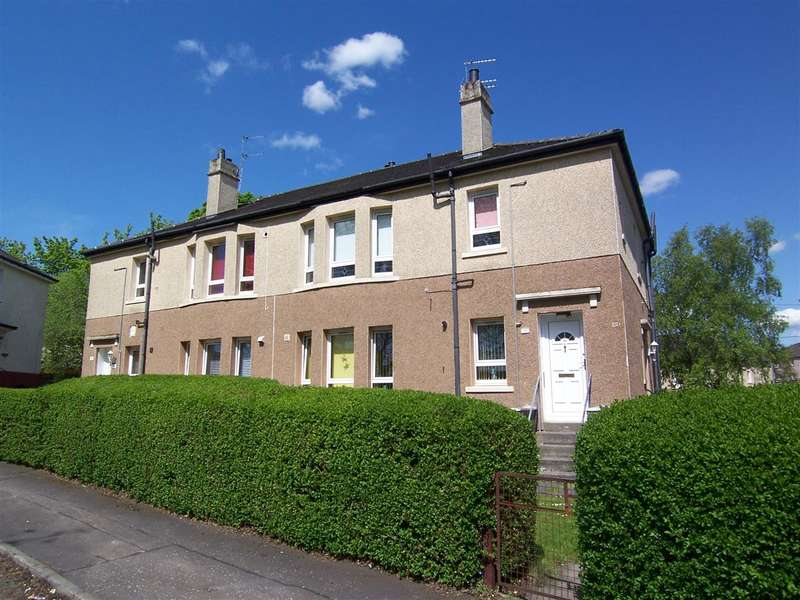 2 Bedrooms Flat for rent in Hayston Crescent, Glasgow G22 6JX