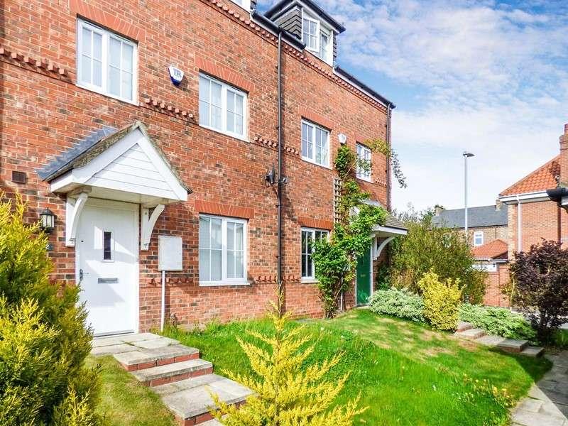 3 Bedrooms Property for sale in Burdon Walk, Castle Eden, Castle Eden, Durham, TS27 4FD