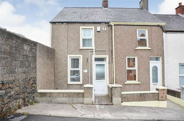 2 Bedrooms End Of Terrace House for sale in Carson Street, Larne, County Antrim