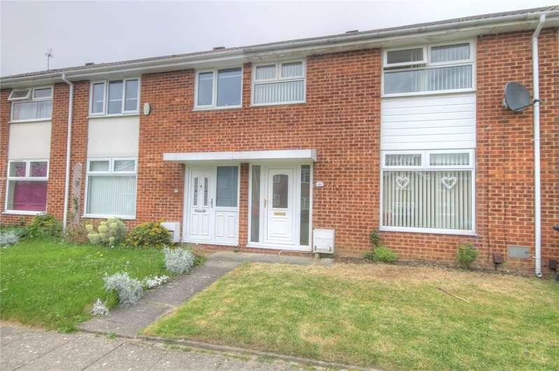2 Bedrooms Terraced House for sale in Malvern Crescent, Darlington, DL3