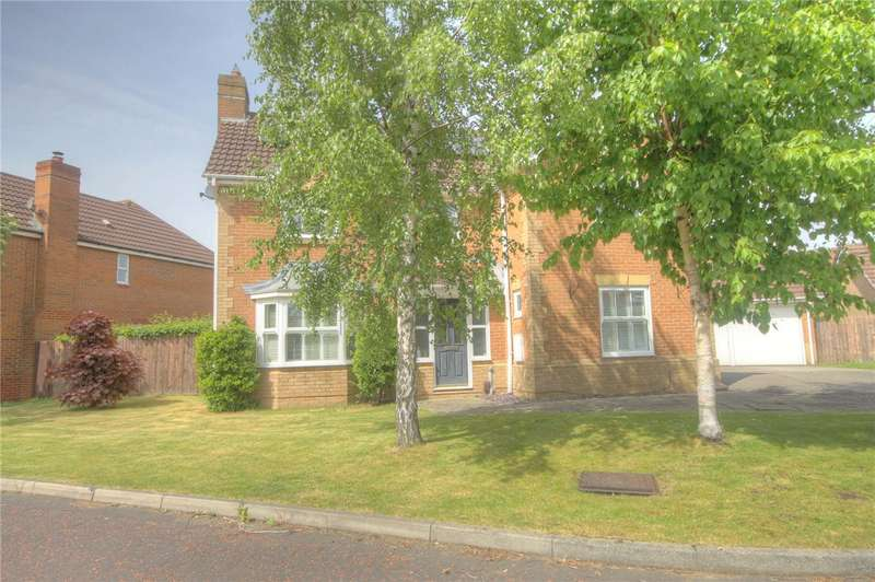 4 Bedrooms Detached House for sale in Chapelhope Close, Darlington, DL1