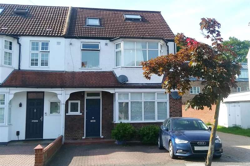 2 Bedrooms Maisonette Flat for sale in Firstway, Raynes Park