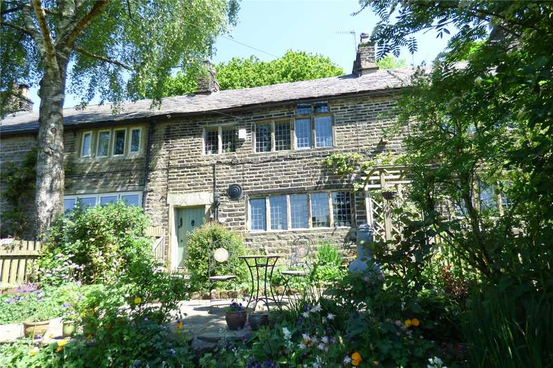 3 Bedrooms House for sale in Carr Cottage, Carrbrook, Stalybridge, Cheshire, SK15