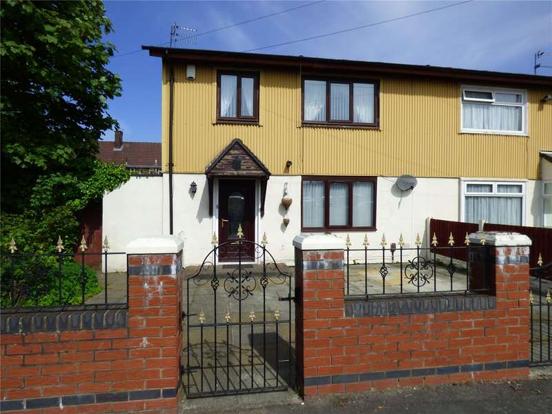 3 Bedrooms Semi Detached House for sale in Altfield Road, Liverpool, Merseyside, L14