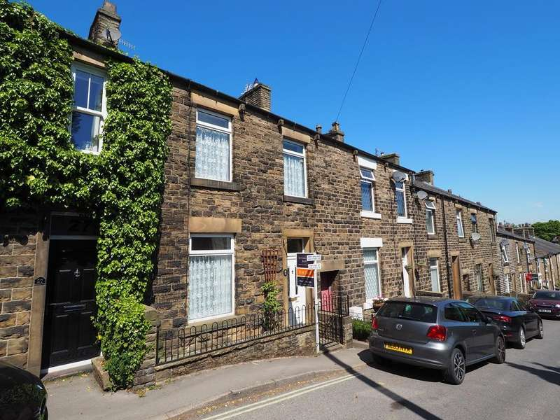 4 Bedrooms Terraced House for sale in Yeardsley Lane, Furness Vale, High Peak, Derbyshire, SK23 7PN