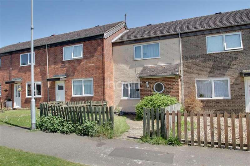 2 Bedrooms Detached House for rent in Masefield Walk, Thetford