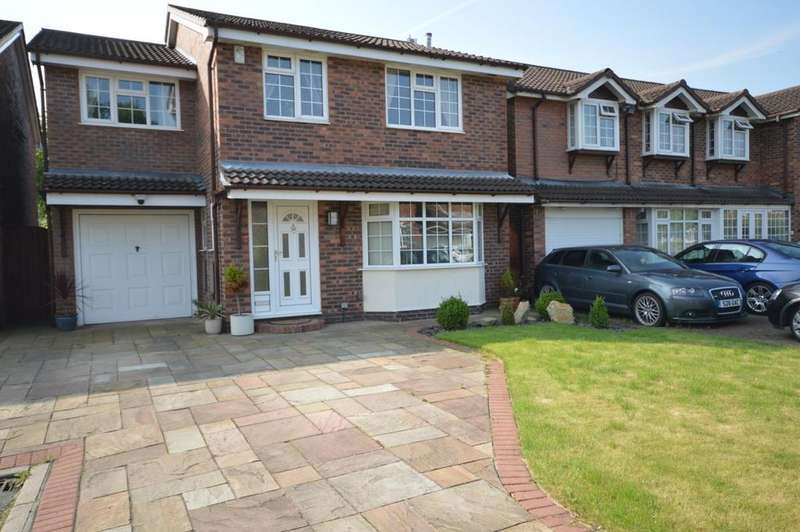 5 Bedrooms Detached House for sale in Grange Road, Bramhall