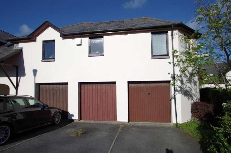 2 Bedrooms Flat for sale in Ashton Crescent, Braunton