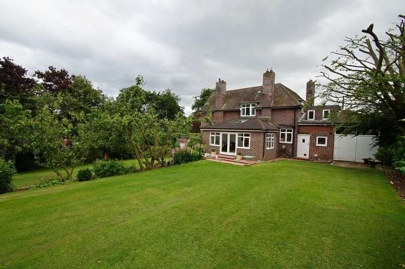 4 Bedrooms Detached House for sale in North Lane, Willington