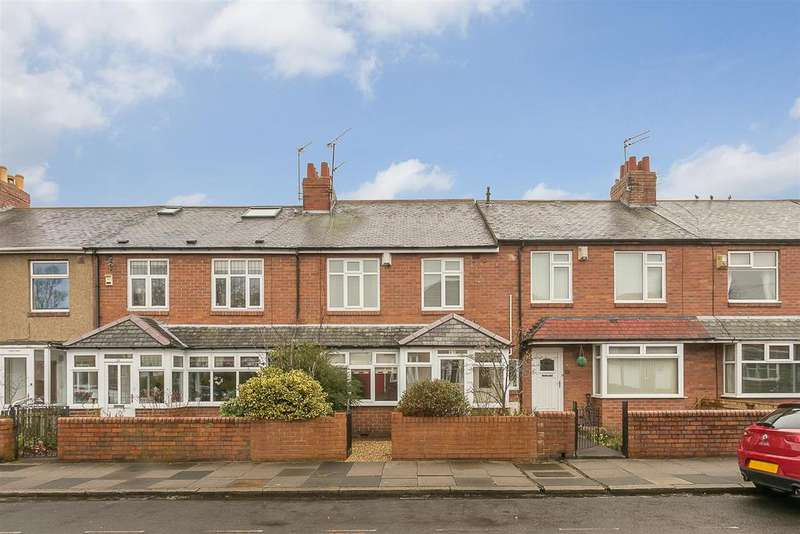 4 Bedrooms Terraced House for rent in Archibald Street, Gosforth, Newcastle upon Tyne