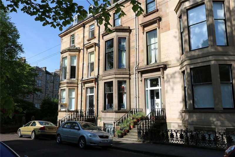 Studio Flat for sale in Flat 5, Westbourne Gardens West, Hyndland, Glasgow