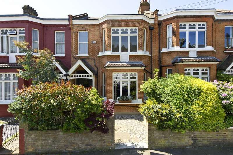 4 Bedrooms House for sale in Dundonald Road, Kensal Rise NW10