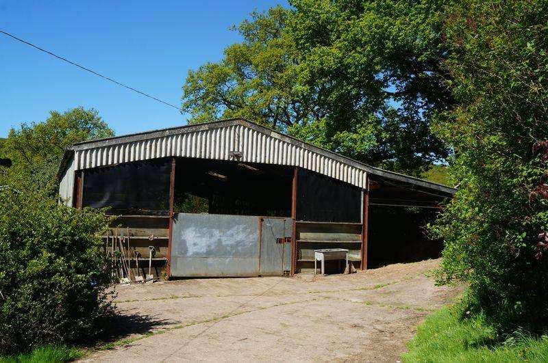 Land Commercial for sale in Nymet Mill Farm, Crediton