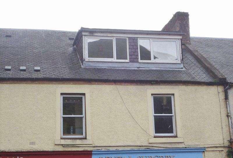 2 Bedrooms Apartment Flat for sale in 44b Cobden Street, Alva