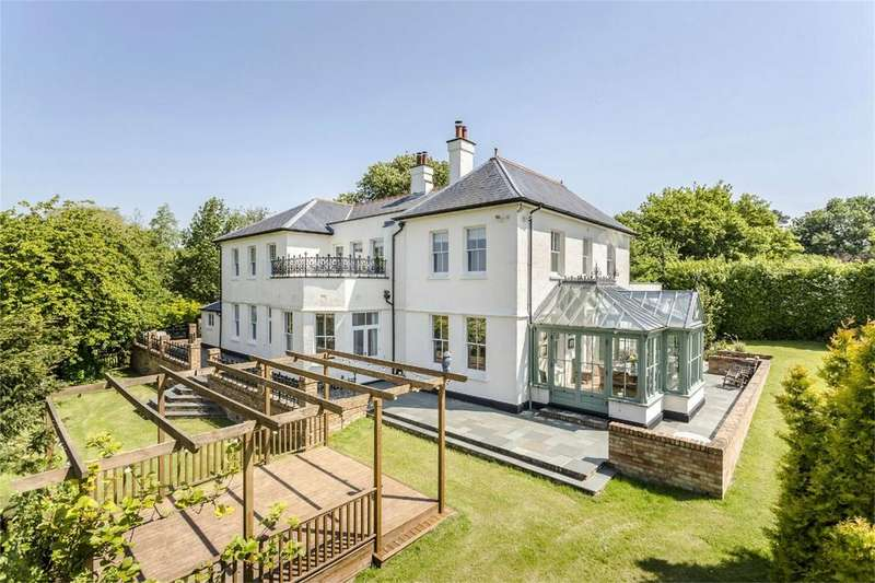 7 Bedrooms Detached House for sale in The Old Vicarage, Brent Pelham, Buntingford