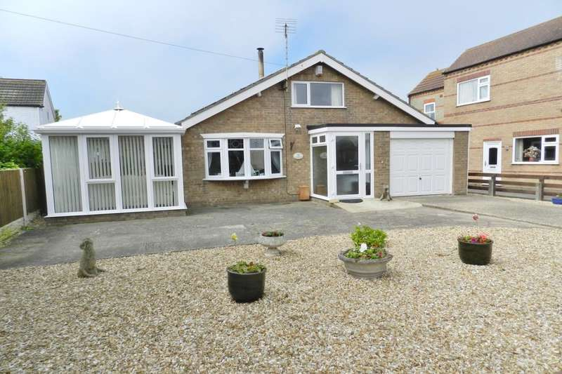 2 Bedrooms Detached Bungalow for sale in Trusthorpe Road, Sutton-On-Sea, Mablethorpe, LN12