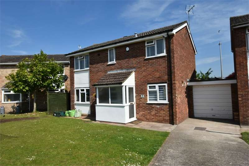 3 Bedrooms Detached House for sale in 7 Trinity Road, Nailsea, Bristol, North Somerset