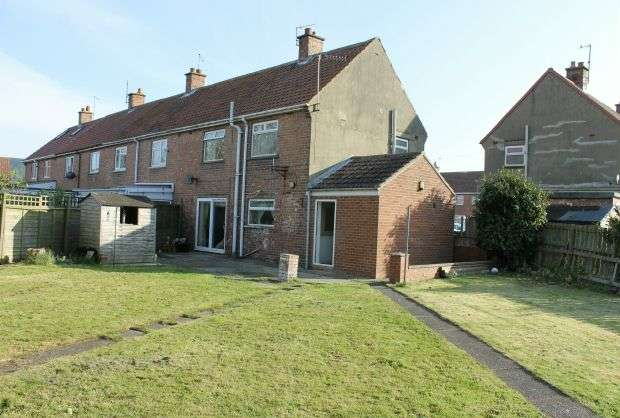 3 Bedrooms Terraced House for sale in Beech Road, Guisborough