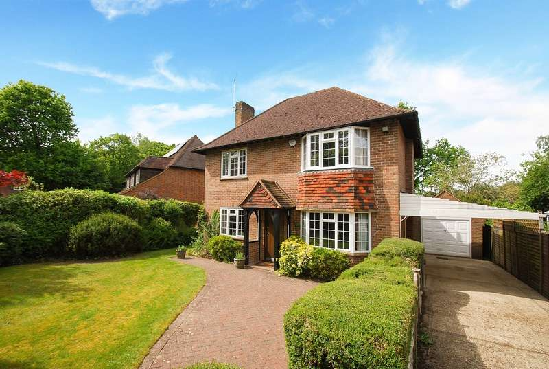 4 Bedrooms Detached House for sale in Sandels Way, Beaconsfield, HP9