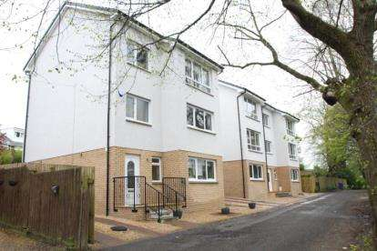 5 Bedrooms Semi Detached House for sale in Falcon Terrace, Maryhill Park, Glasgow