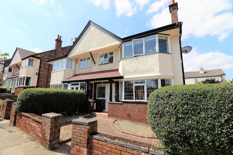 4 Bedrooms Semi Detached House for sale in Brackenhurst Drive, Wallasey, CH45 1HT