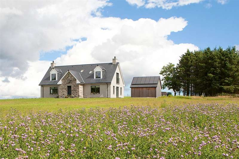 4 Bedrooms Detached House for sale in Milton of Atherb, Maud, Peterhead, Aberdeenshire, AB42